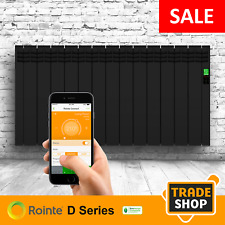 Rointe D Series DIB1430RAD - Delta 1430w Oil-Filled Electric Radiator & Wifi