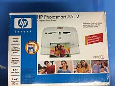 HP Photosmart A512 Digital Photo Inkjet Printer