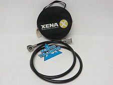 Xena XV-200 High Tensile Steel Security Disc Brake Lock Cable 7' XN15 XN14