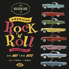 The Golden Age Of American Rock'n'Roll Volume 12 (CDCHD 1280)