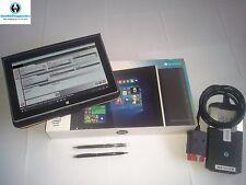 Laptop Tablet 10 pulgadas diagnóstico escáner los coches camiones furgonetas Bluetooth De Calidad