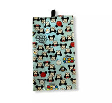 Disney Tsum Tsum Pencil Case Stationary Bag  Mickey Mouse  Donald Duck