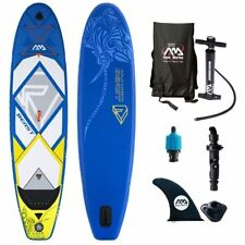 "2018 Aqua Marina Beast 10'6"" Inflatable Stand Up Paddleboard ISUP w/ Paddle"