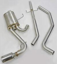 Maximizer Catback Exhaust FITS 2009-2010 Toyota Matrix/ Pontiac Vibe 2.4L