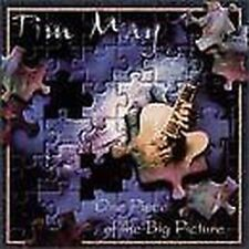 Tim May - One Piece Of The Big Picture CD #1932053