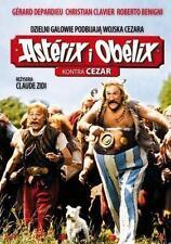 Asterix i Obelix - Kontra Cezar (DVD) Gerard Depardieu POLISH POLSKI