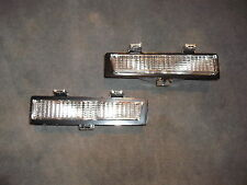 Chevy Monte Carlo SS Parking Lamps 83  84 85 86 87 88