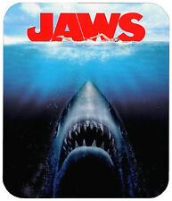 JAWS MOUSE PAD 1/4 IN. TV HORROR MOVIE MOUSEPAD