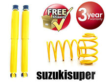 Rear Suspension Kit Holden Torana LH LX UC SLR Gas Shock Absorbers Springs