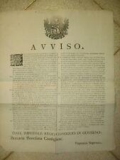 M205-DUCATO DI MILANO-DIVIETO ESP.DEL BURRO 1790