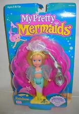 #2590 NRFC Playskool My Pretty Mermaids Rainbow Mermaid