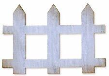Sizzix Bigz Fence Border die #A10605 Retail $19.99  Cuts fabric!!