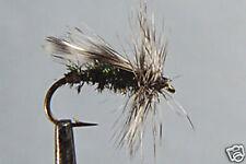 10 x Mouche de peche Altiere H10/12/14/16/18 mosche truite fly fishing trout