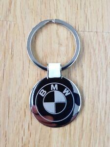 GENUINE BMW DEALERSHIP CHROME KEYRING