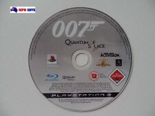 007 Quantum of Solace For PlayStation 3 PS3 X-Display item - DISC ONLY