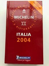 Guide Michelin Italia 2004