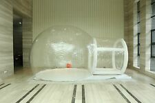 Bubble Tent Outdoor Single Tunnel Inflatable Transparent Camping Family Tent