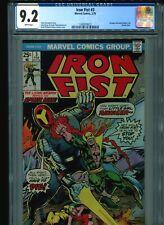 Iron Fist #3 CGC 9.2 (1976) Ravager becomes Radion Chris Claremont John Byrne