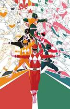 Mighty Morphin Power Rangers 2018 Annual Taylor 1:25 Variant Cover (BOOM) NEW