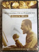 Managing Our Finances Gods Way DVD Small Group Study Crown Financial 2006 Bible