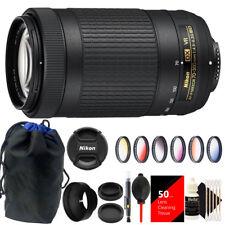 Nikon AF-P DX NIKKOR 70-300mm f/4.5-6.3G ED VR Lens + Great Value Accessory Kit