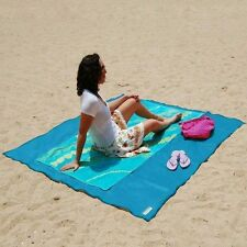 Sand Free Beach Magic Mat Outdoor Camping Picnic Mattress Waterproof Bag 2M*1.5M