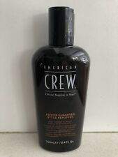 American Crew Power Cleanser Style Remover, 250ml/8.4 Fl Oz.