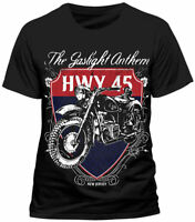 The Gaslight Anthem  HWY 45 T Shirt  Official S M L  XL XXL
