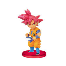 Banpresto Dragon Ball Heroes Volume 6 God Goku Figure Figure New Dbz Wcf