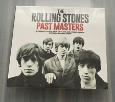 THE ROLLING STONES - PAST MASTERS - ' LIVE AND UNRELEASED '  2 CD - New & Sealed