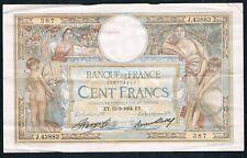 A0736 - MONNAIE - FRANCE Un Billet de 100 Francs de 1934