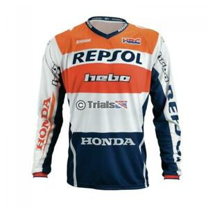 Camiseta trial offroad PRO TR-X