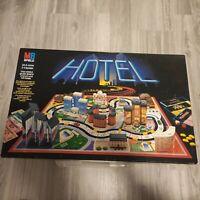 Hotel von MB Spiele Brettspiel alte schwarze Ausgabe gesellschaftsspiel