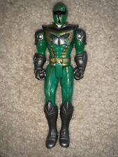 "Power Rangers Mystic Force Green Ranger 5.5"" Action Figure Bandai 2005"