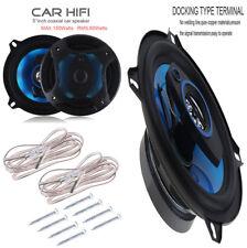 2pcs 5'' 150W 3 Way Car Coaxial Horn  90dB Hifi Stereo Audio Music Loud Speaker