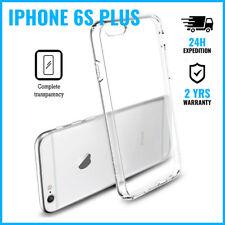 Transparent Cas Clear Hard Case Cover Etui Coque Hoesje For iPhone 6S Plus
