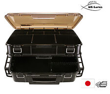 Fishing Tackle Box Meiho Versus VS-3080 lure box made in JAPAN lures jig heads