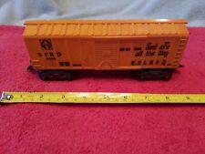 MARX SANTA FE BOX CAR 3280 O SCALE VINTAGE MADE IN USA