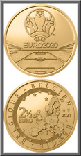 2,5 EURO 2020 *** UEFA 2020 *** België - Belgique !!!