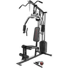 Marcy 100 lb. Stack Home Gym | MKM-81030 Best Lat Tricep Pulley Weight Lifting