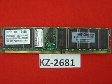 1GB Samsung M312L2828ET0-CB0 ECC-Speicherriegel PC-2100R DDR RAM #KZ-2681
