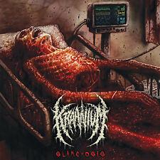 """KRAANIUM """"Slamchosis"""" death metal CD"""