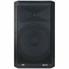 "Peavey DM115 15"" Powered Dj Speaker 1000w"