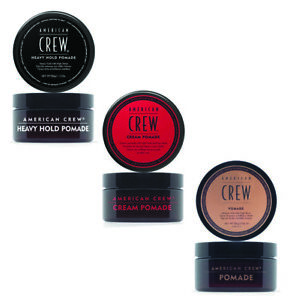 AMERICAN CREW Pomade, Man Hair Care, Multiple Hold and Shine Options