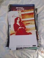 Vintage Promo Poster Runaway Diary