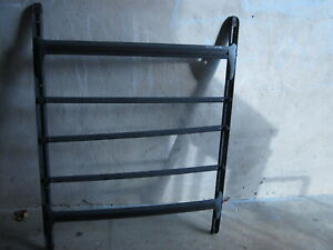 Complete 1996-2002 Toyota 4Runner cargo roof rack and crossbars