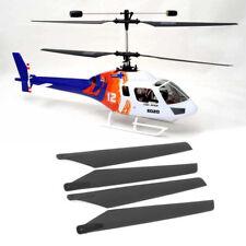 Main Blades For Esky LAMA V3 V4/ walkera 5#4 5-8 RC Helicopters Apache AH6 OL