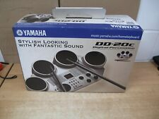 Yamaha Dd-20c Digital Percussion Drum Set Electronic Tested Works in box new