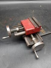 Goodell Pratt #132 Compound Cross Slide Rest - Toolsmith Lathe #125 Vg Condition