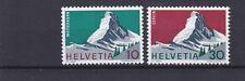 SWITZERLAND  1965  S G 725 - 726  MNH